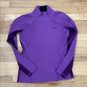 Reebok Running Long Sleeve Shirt SZ Medium